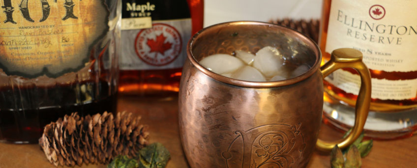 canadian-mule