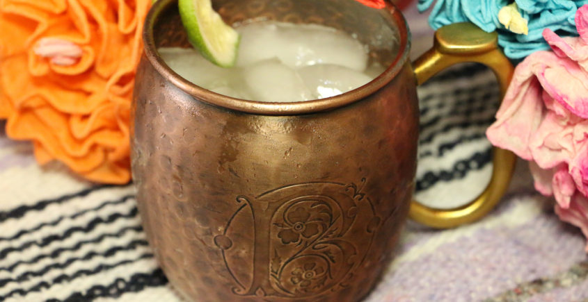Bootleg Botanicals Mexican Mule