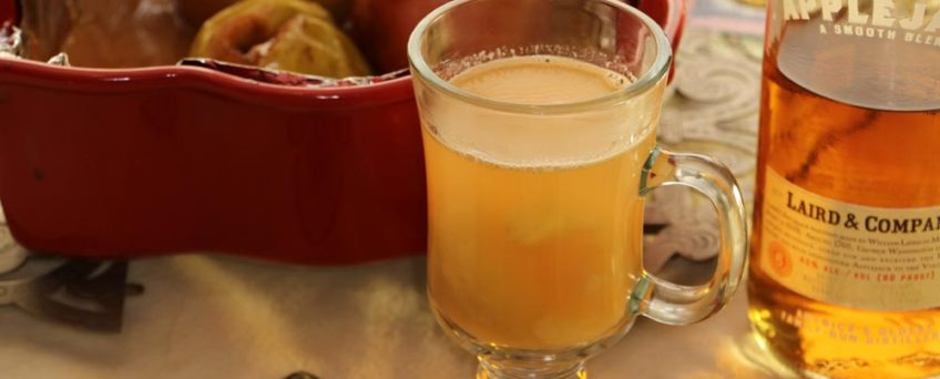 The Apple Toddy Cocktail