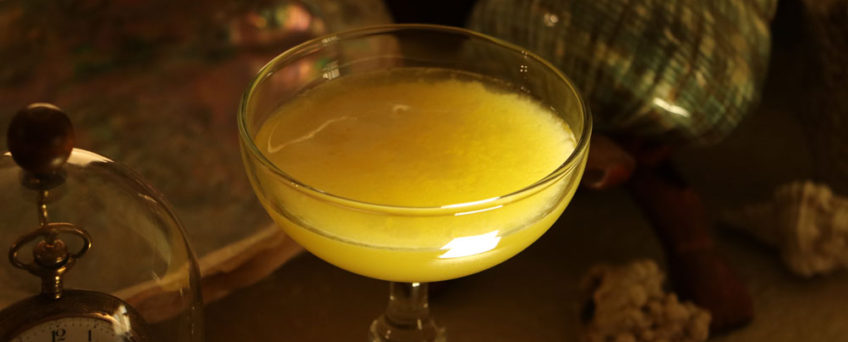 The Around The World Cocktail
