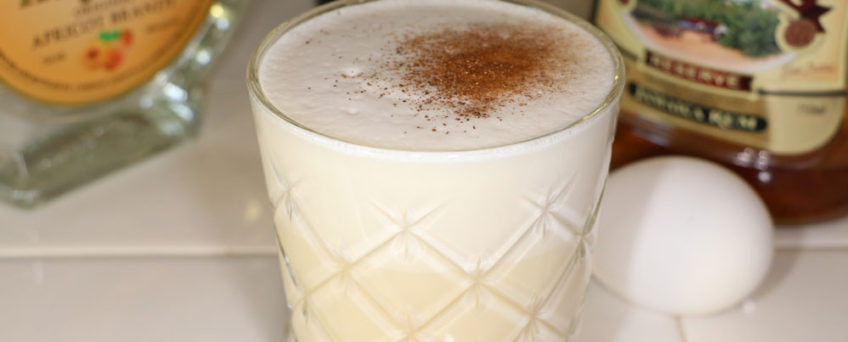 The Baltimore Egg Nog
