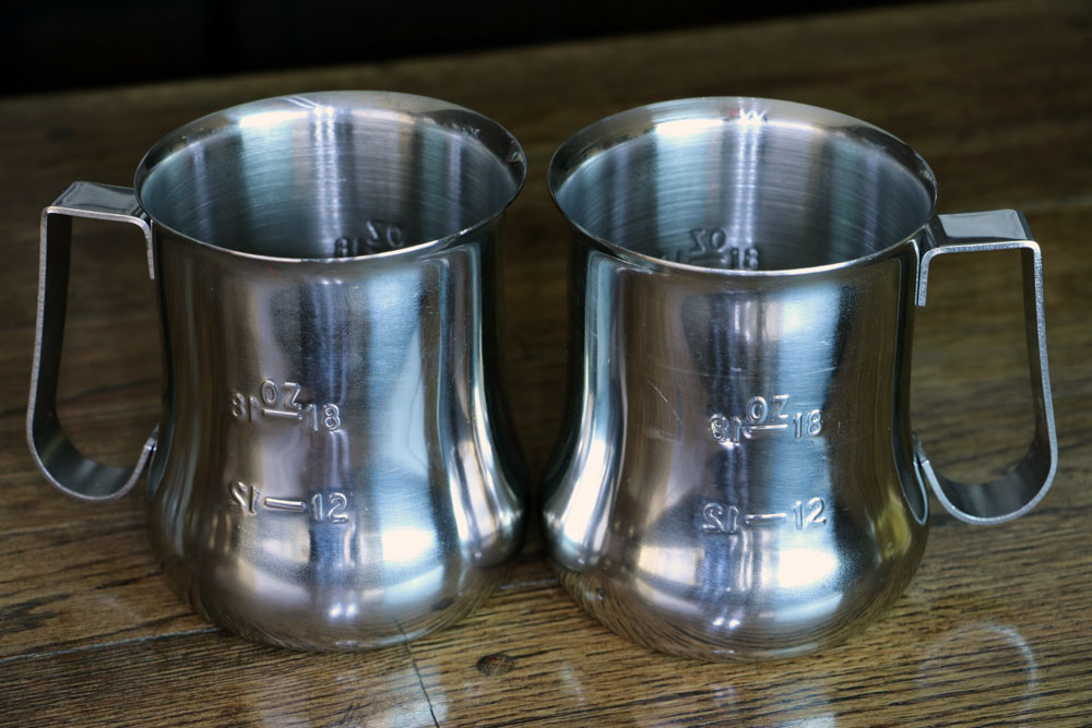 Blue Blazer Cocktail Mugs