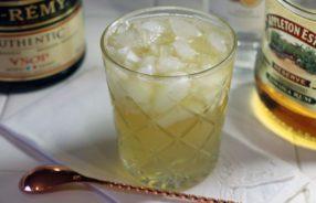 Brandy Daisy Cocktail