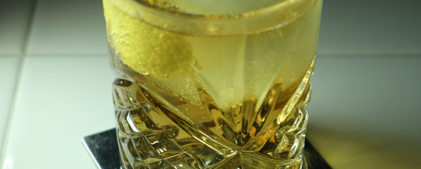 The Brandy Highball