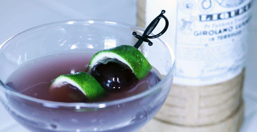 Blue Devil Cocktail Revamp