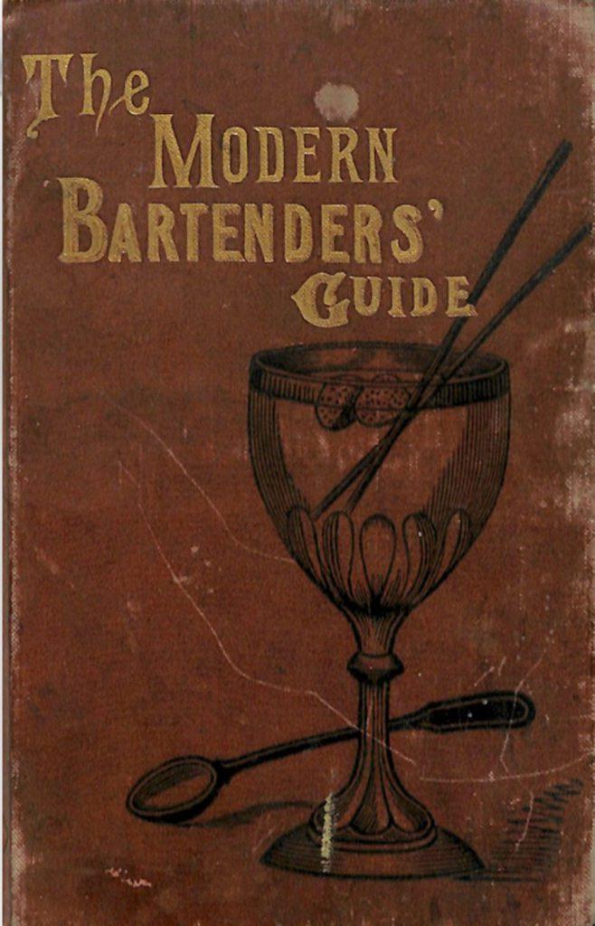 O.H. Byron's The Modern Bartenders' Guide