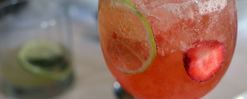 BarSol Alliance Cocktail