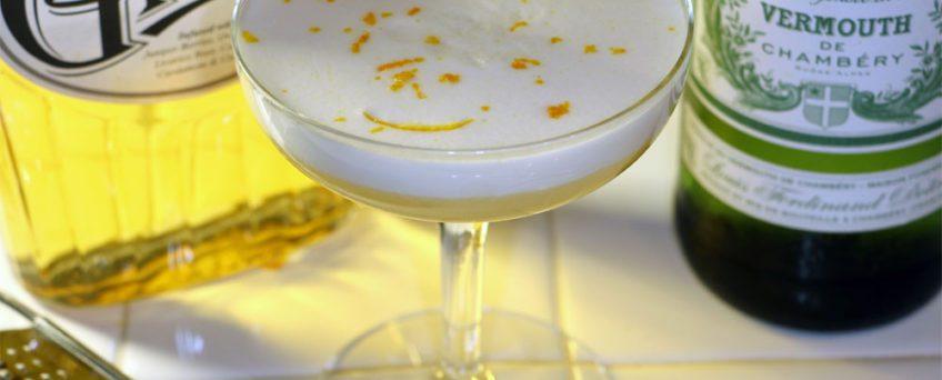 Bronx Silver Cocktail