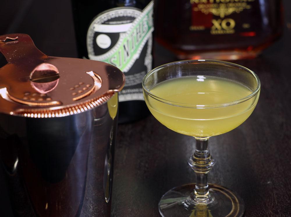 Button Hook Cocktail