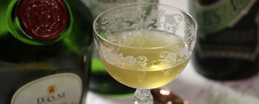 Chrysanthemum Cocktail 1917 Recipe