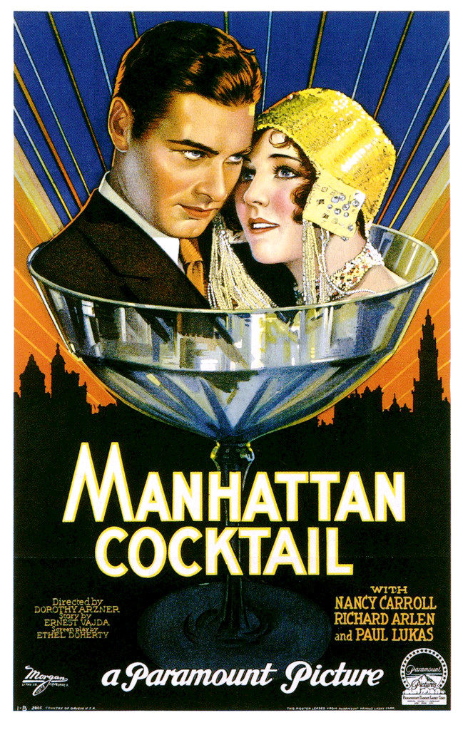 manhattan cocktail movie 1928