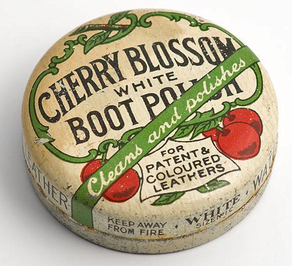 Cherry Blossom Shoe Polish