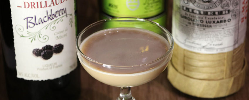 Chocolate Cocktail Recipe from 1914