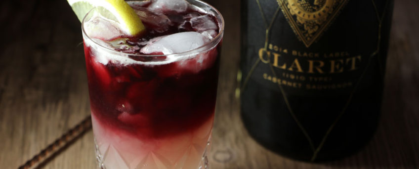 Claret Lemonade Recipe from 1935