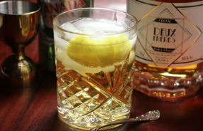 The Cognac Highball