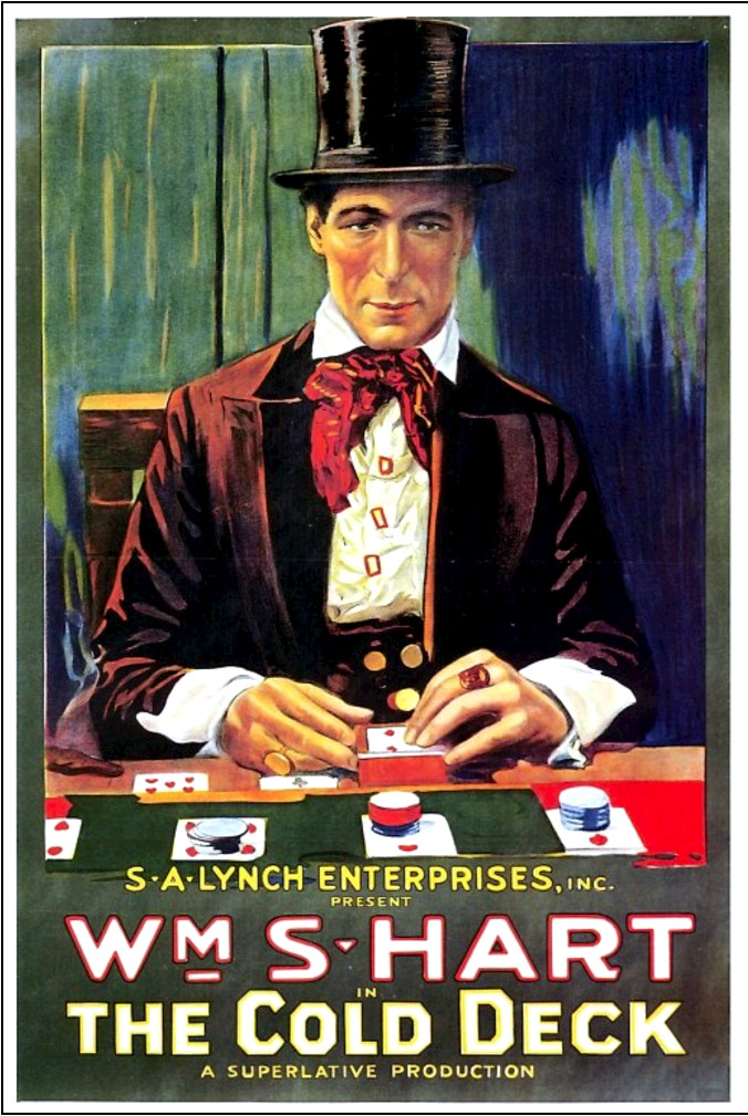 The Cold Deck Movie Poster 1917