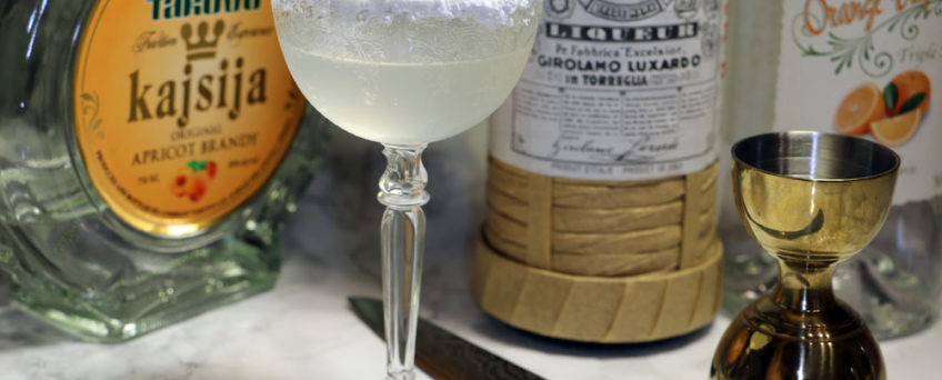 Classic Cocktail Vintage Recipe