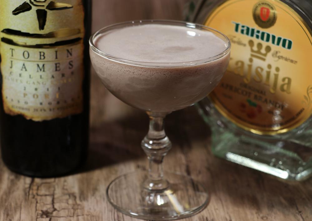 Mr. Boston's Coffee Cocktail No.1