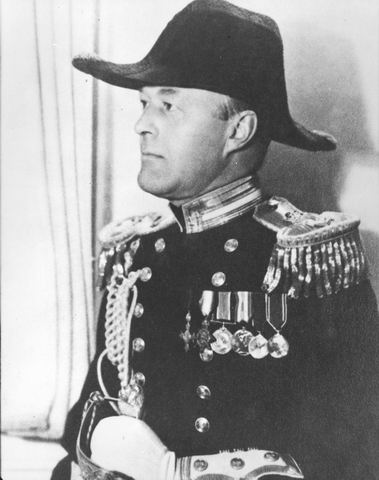 Commodore Ronald Ian Agnew
