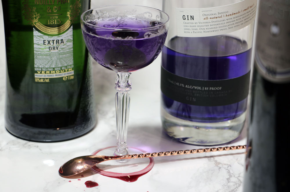 Blackened Soul Cocktail