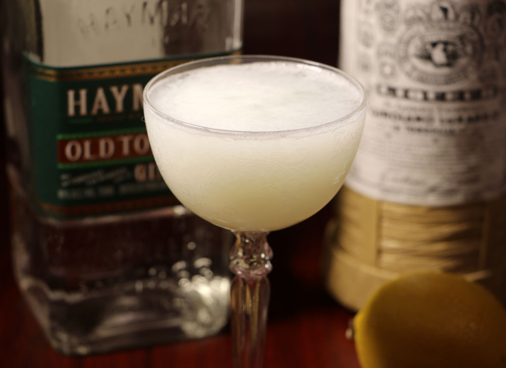 The Cornell Gin Cocktail